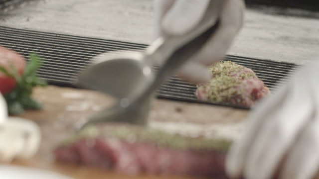 grilled meat - hoozone stock videos and b-roll footage