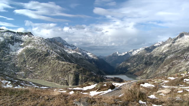 Grimselpass, Switzerland
