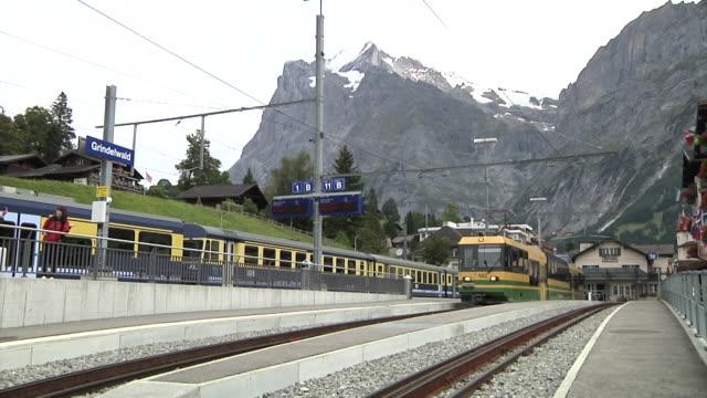 Grindelwald-Kleine Scheidegg