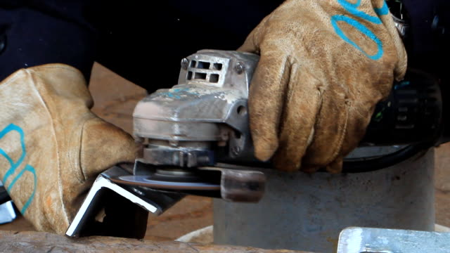 HD: Grinding Steel