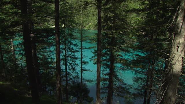vídeos y material grabado en eventos de stock de grüner see / green lake (styria - austria) - austria