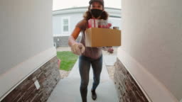Grocery Delivery Person