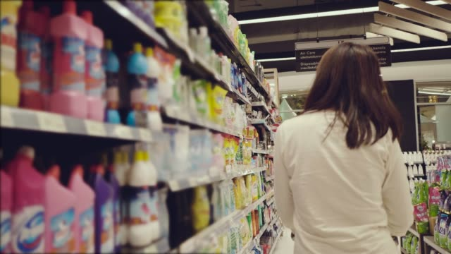 grocery shopping - label stock videos & royalty-free footage