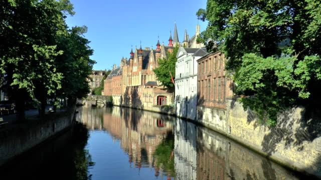 Groenerei Canal - Bruges, Belgium