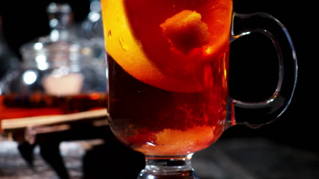 grog on the bar counter - sugar cube stock videos & royalty-free footage