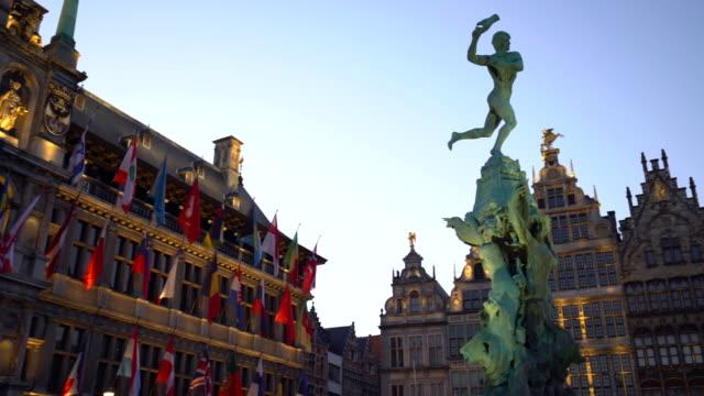 Grote Markt in Antwerp, Realtime
