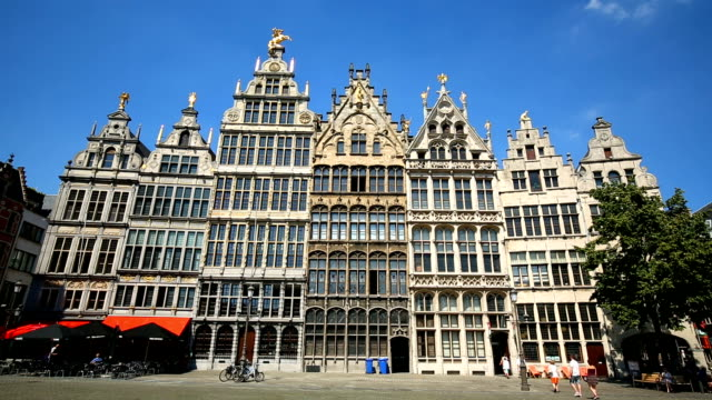 Grote Markt à Anvers