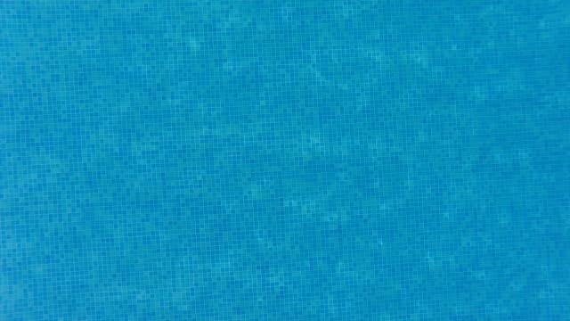 vídeos de stock e filmes b-roll de ground of pool - água parada