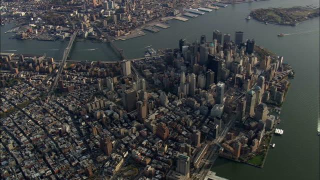 Ground Zero In 2008  - Aerial View - New York,  New York County,  United States