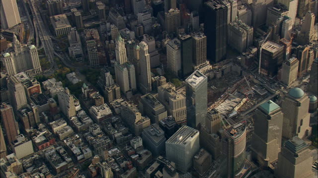 ground zero in 2008 - 2008 stock videos and b-roll footage