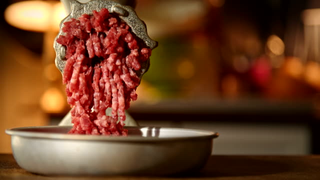 Grounding Fresh Meat in a Mincer