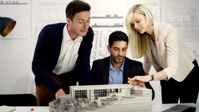 Group examine architecture model