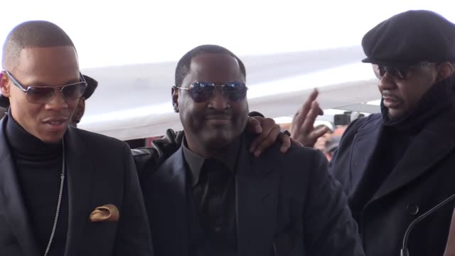 RB group New Edition have been honoured with a star on the Hollywood Walk of Fame Bobby Brown and his bandmates Ronnie DeVoe Ricky Bell Michael...