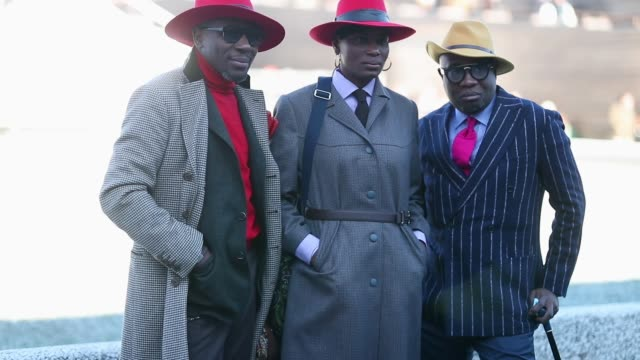 ITA: Street Style Video: January 10 - 95. Pitti Uomo