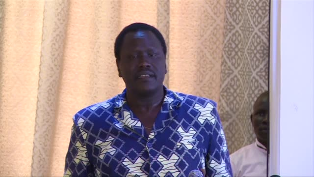 A group of highranking members of the SPLM/A movement of former rebel leader Riek Machar have appointed Teng Deng Gai as interim vicepresident in...