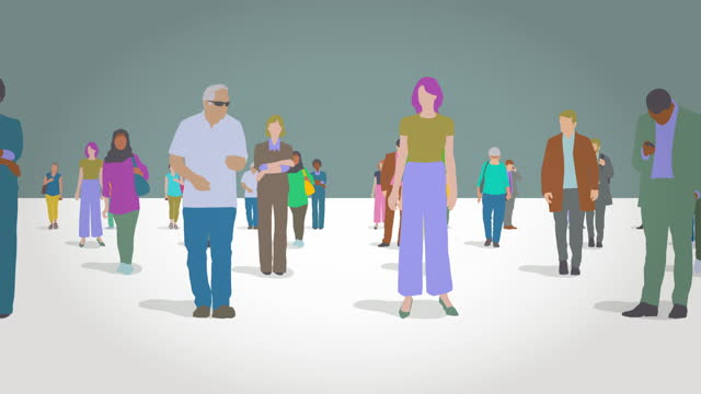 group of people - population explosion stock videos & royalty-free footage