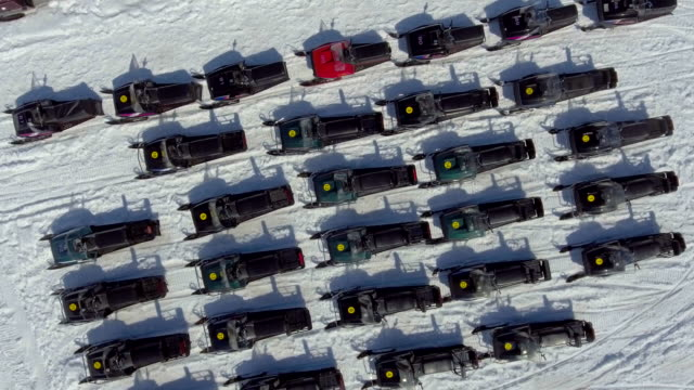 group of snowmobile - buried stock videos & royalty-free footage
