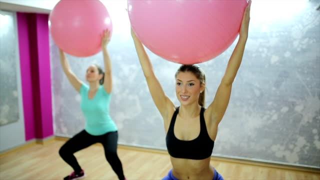 Group Pilates Training!