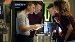 Group Tuition on Precision Measurement Instruments
