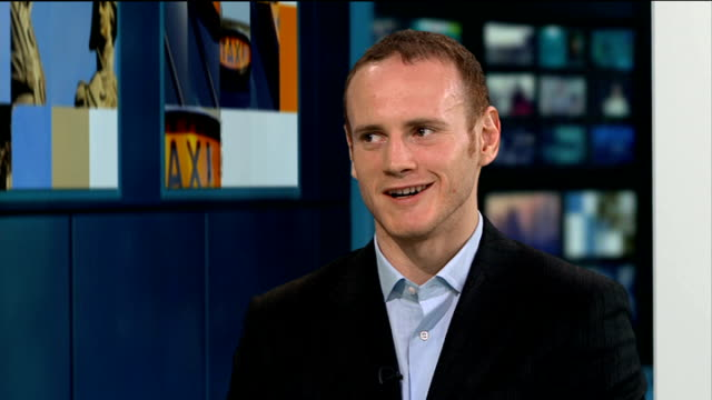 groves prepares for world title fight v carl froch gir groves interview continues sot - world title stock videos and b-roll footage