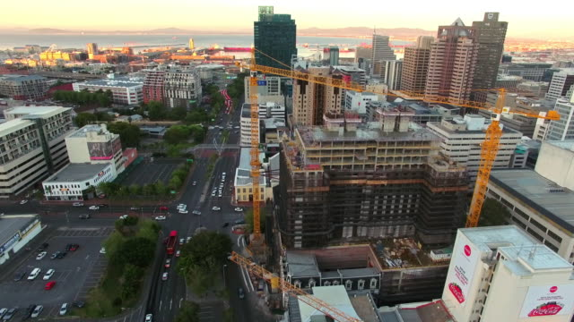 growing cape town - hovering stock videos & royalty-free footage