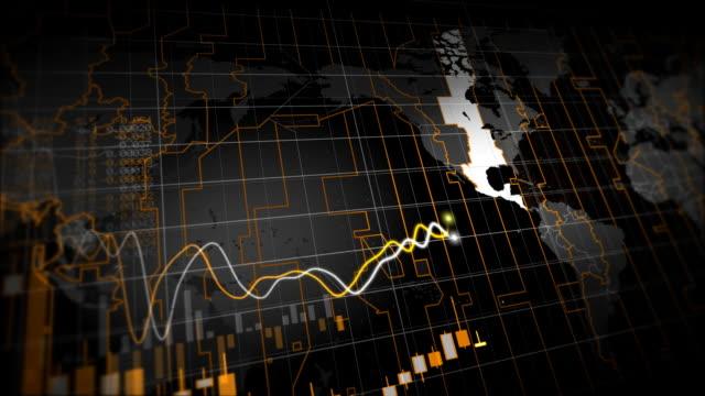 Grafico di crescita finanziaria Loop