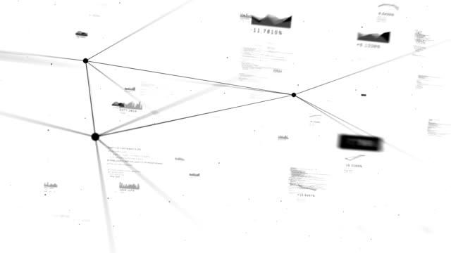 wachsendes netzwerk - e mail stock-videos und b-roll-filmmaterial
