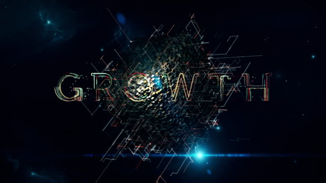 growth matrix cube - congregation stock videos & royalty-free footage