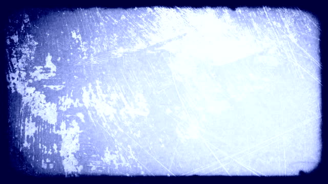 grunge abstract background frame - blue. hd1080,ntsc,pal - funky stock videos and b-roll footage