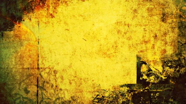 grunge background2 loop HD720