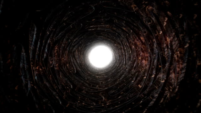 grunge tunnel vision - inside of stock videos & royalty-free footage