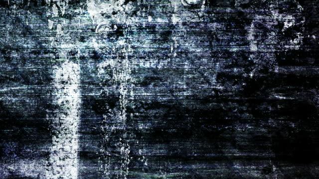 vídeos y material grabado en eventos de stock de grungy abstracto animación [ 001 ] - desigual con textura