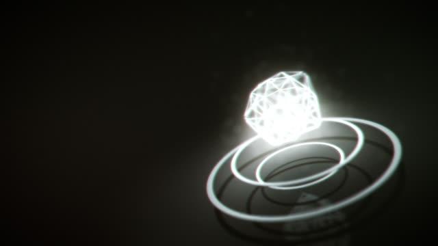 Grungy Futuristic 3D HUD Interface