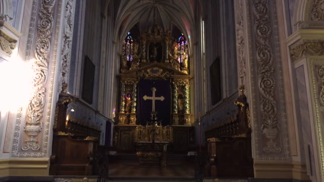 göttweig abbey - krems/austria (4k) - religion stock videos & royalty-free footage
