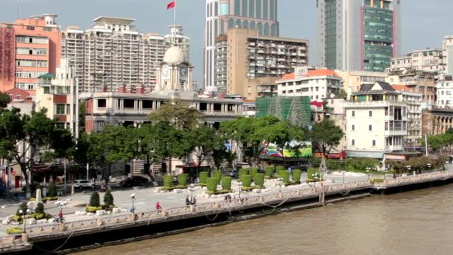 Guangzhou river side