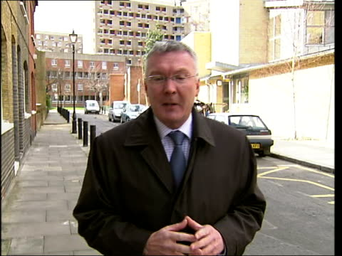 reaction to release itn england london bethnal green i/c - bethnal green stock videos & royalty-free footage
