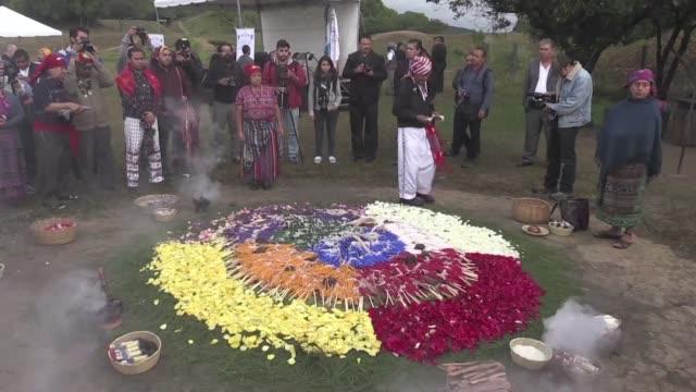 guatemala conmemora el jueves 20 años de la firma del acuerdo de paz tras 36 anos de guerra civil - guerra civil stock videos and b-roll footage