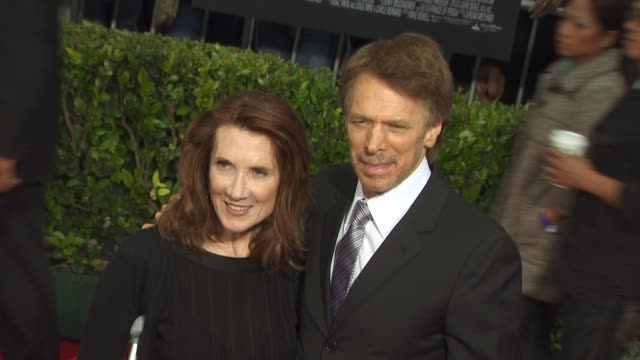 Guest and Jerry Bruckheimer at the 'Prince Of Persia The Sands Of Time' Premiere at Hollywood CA
