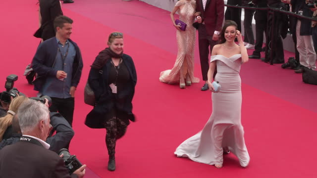 Guest at 'Little Joe' Red Carpet Arrivals The 72nd Cannes Film Festival on May 17 2019 in Cannes France