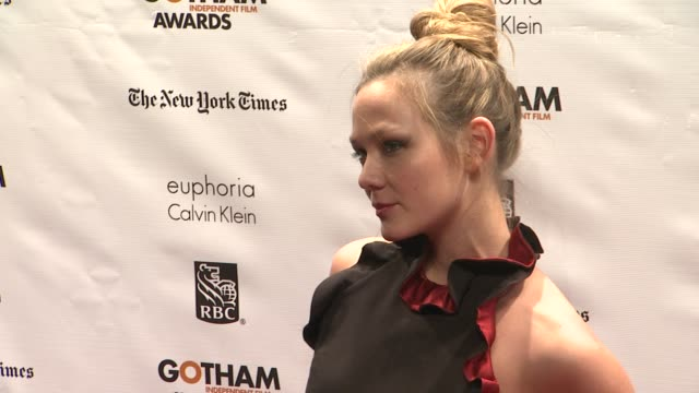 guest at the 22nd annual gotham independent film awards at cipriani wall street on november 26 2012 in new york new york - independent feature project stock videos & royalty-free footage