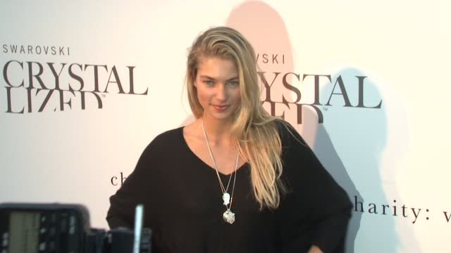 Guest at the Blake Lively Hosts Grand Opening of Swarovski CRYSTALLIZED Concept Store at New York NY
