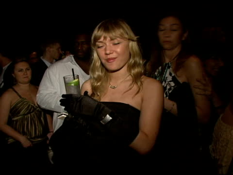 Guest at the Maxim's 8th Annual Hot 100 Party at Ono at The Gansevoort Hotel in New York New York on May 16 2007
