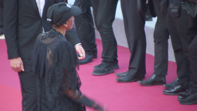 Guest at 'The Traitor ' Red Carpet Arrivals The 72nd Cannes Film Festival on May 23 2019 in Cannes France