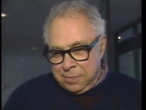 guest columnist art buchwald states that no one knew the people of hilton head were working to overthrow the government, but they did. - columnist stock videos & royalty-free footage
