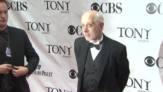 Guests at the 64th Annual Tony Awards at New York NY