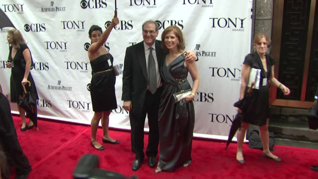 Guests at the 64th Annual Tony Awards at New York NY