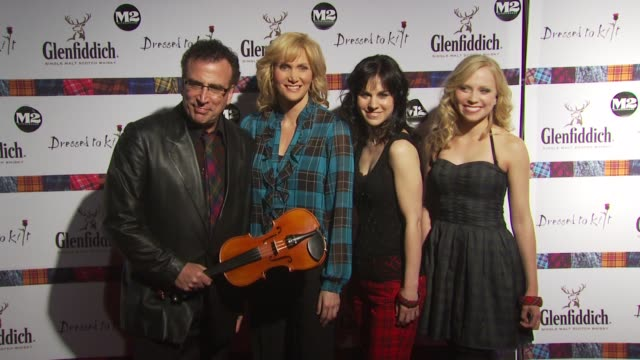 guests at the 8th annual 'dressed to kilt' charity fashion show at new york ny - dressed to kilt stock videos & royalty-free footage