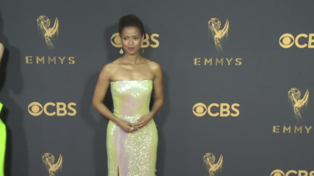 Gugu MbathaRaw at 69th Annual Primetime Emmy Awards in Los Angeles CA