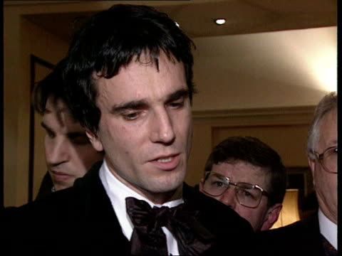 Guilford Four Film CMS Daniel DayLewis intvwd SOT The film isn't anti English but may ask the judiciary to look at itself more closely CMS Singer...