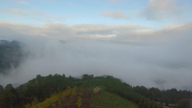 桂林景観 - 堆積岩点の映像素材/bロール